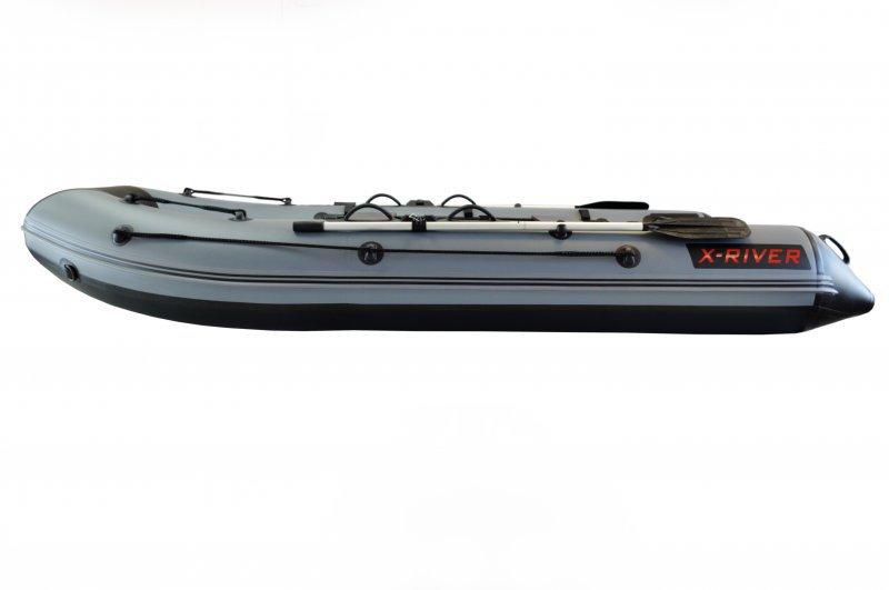 х ривер 340 лодка пвх